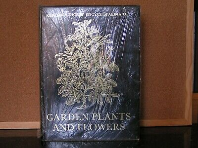 Encyclopedia of Garden Plants & Flowers Readers Digest 2nd Edition 1978 (BC02-3)