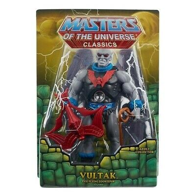 Masters of the Universe Classics VULTAK Flying Zookeeper Figure MOTU DJT91