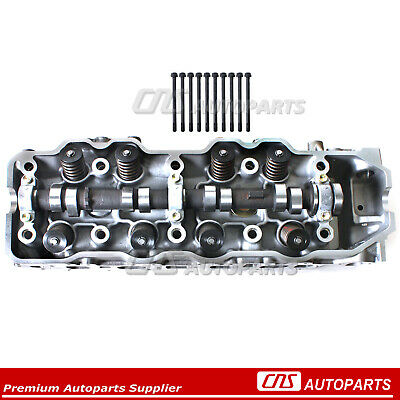 Fit Complete Cylinder Head 22RE 22R 85-95 Fit Toyota 2.4L Pickup 4Runner Speed