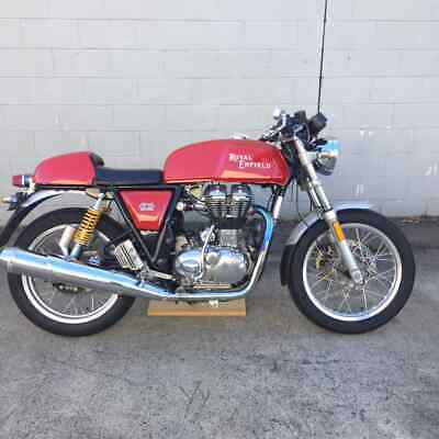 Royal Enfield continental GT Racer