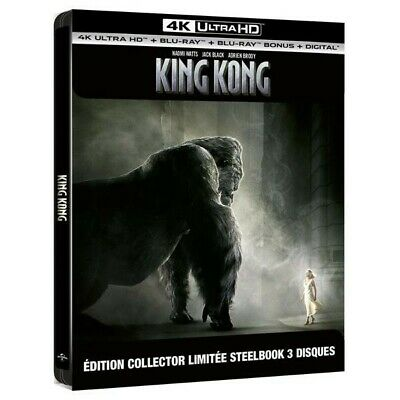 Blu-ray Neuf - King Kong