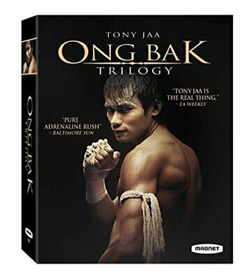 Ong Bak Trilogy (3Pc) (3 Pack) (Ws) New Bluray