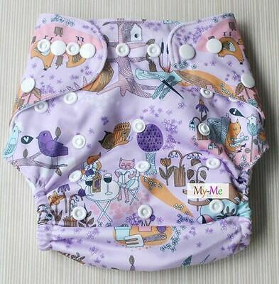 H29 Baby Boy Girl Super soft  Washable Reusable Pocket Best Nappy diaper cover