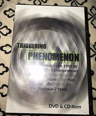 Triggering The Phenomenon DVD & CD – 2007 Entrepreneur Self-Help Seminar