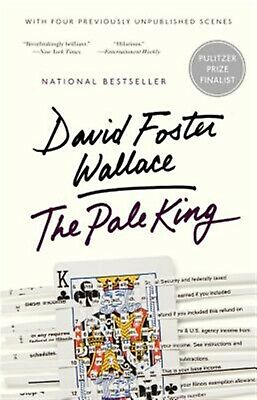 The Pale King: An Unfinished Novel by Wallace, David Foster -Paperback