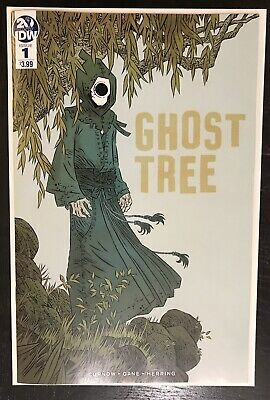 Ghost Tree #1 First Print IDW Horror Comic Book SOLD OUT L@@k