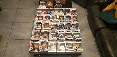 Funko Pop! Lot Assortment of Characters 31 Exclusive/Chase Pops! Free Shipping