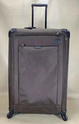 606b93010 USED TUMI T-TECH Network Lightweight Large Trip Spinner Suitcase 58527B  Brown - $275.00