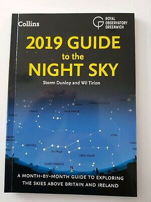 Collins 2019 Guide to the sky at night
