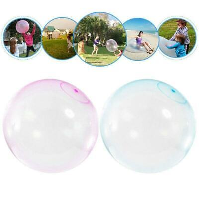 "5PCS 12/20"" Air Ball Wubble Bubble Ball Beach Ball Plays Like A Ball Outside Fun"