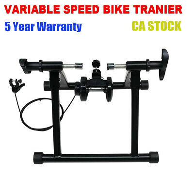 Home Exercise Bike Stand Indoor Bicycle Cycling Trainer Stationary Training