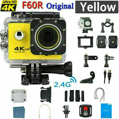 Ultra 4K Full HD 1080P Waterproof Sport Camera WiFi Action Camcorder as Go Pro L