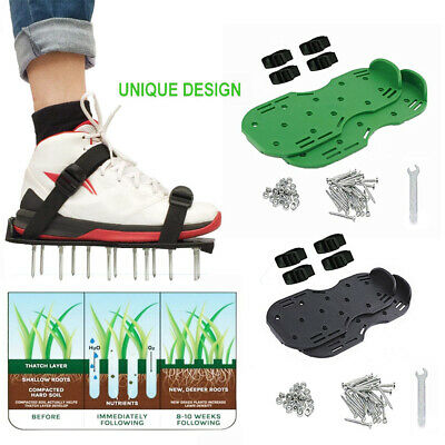 Nail Spiked Aeration Shoes 25mm, Studded Soles Spikes, Screed Flooring Adhesive