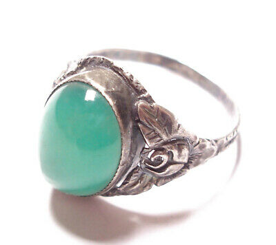 Beautiful Vintage & Antique Silver Ring