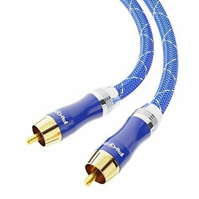 1m RCA Digital Coaxial Stereo Audio Lead Cable