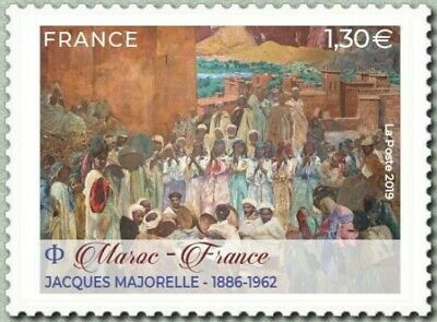 France 2019 Jacques Majorelle 1886-1962 MNH / Neuf**