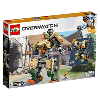 LEGO Overwatch 75974 Bastion Mini-Kanone 2 in 1 N6/19
