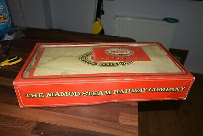 mamod steam railway rs1 locomotive train boxed