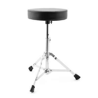 Tiger DHW35-CM Single Braced Drum throne – Drum stool with Padded Seat