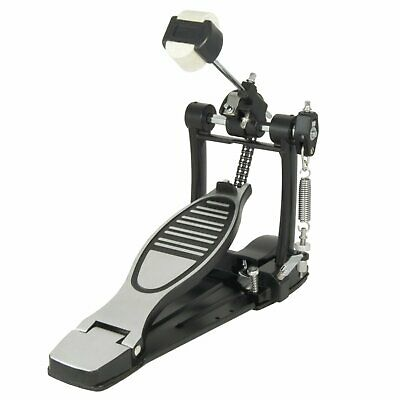 Tiger Single Bass Drum Pedal with Footboard & Beater Angle Adjustment