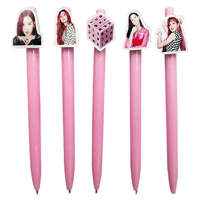 Kpop BLACKPINK Ballpoint Pen KILL THIS LOVE New Album School Office Stationery