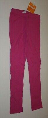 New Gymboree Girls Leggings 4 year Solid Pink