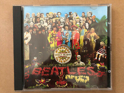 Beatles Album Sgt. Pepper's Lonely Hearts Club band