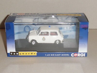 Vanguards VA02540 AUSTIN MINI COOPER S, DURHAM CONSTABULARY, LTD 1000 ONLY