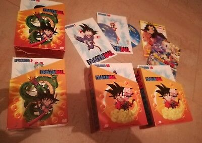 DRAGON BALL DVD's 153 capítulos