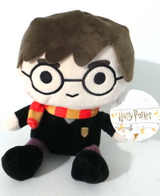 HARRY POTTER Piggy Coin BANK PLUSH nwt toy collector money figure cute boy gift