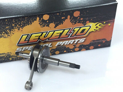 HONDA DIO ELITE SYM DD Crankshaft 125cc/  54mm-58mm  / 7.00mm  Level 10