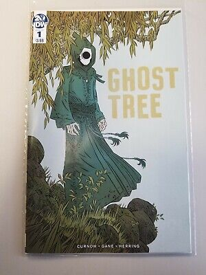 GHOST TREE #1 IDW Publishing NM!! First print