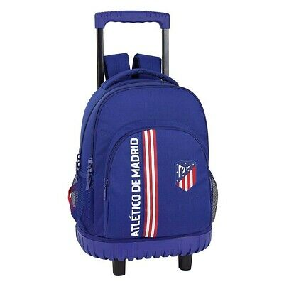 Sac à dos à roulettes Atletico de Madrid Corporate 45 CM Trolley Haut de Gamme