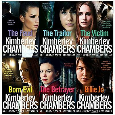 Kimberley chambers 6 books collection s by Kimberley Chambers New Paperback Book