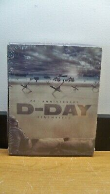 New D-Day Remembered 6 Blu Ray Great Escape Patton Longest Day Tora Battle Brit