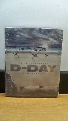 New Nd-Day Remembered 6 Blu Ray Great Escape Patton Longest Day Tora Battle Brit