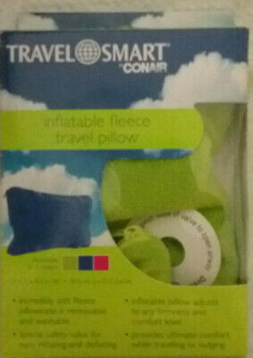 Smart Inflatable Travel Pillow Cushion Innovative Airplane Neck Head