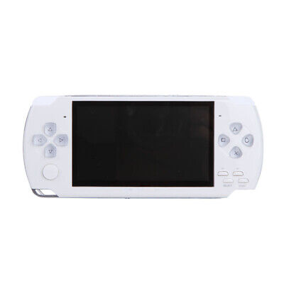 """32bit Handheld 8GB 4.3"""" PSP Portable Game Console +1000 Games Built-In +Camera"""