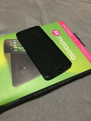 Motorola Moto G6 - 32GB - Black Unlocked