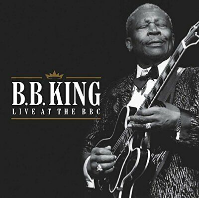 B.B. King - Live At The BBC - B.B. King CD H2VG The Cheap Fast Free Post The