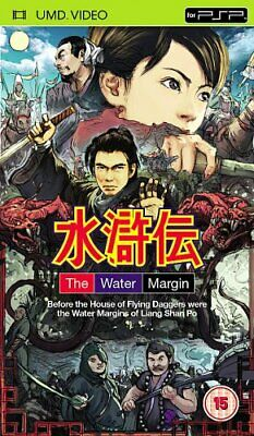 """""""Water Margin - Episodes 1, 9 And 16, The (UMD)  """" - DVD  2SLN The Cheap Fast"""