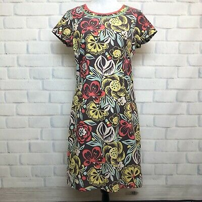 cc695f5dc1d6 Boden Casual Corduroy Dress Size 6 US 10 UK Floral Needle Cord Pockets