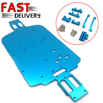 Upgrade Metal Chassis Car Bottom Spare For WLtoys A949 A959-B A969 A979 K929 RC