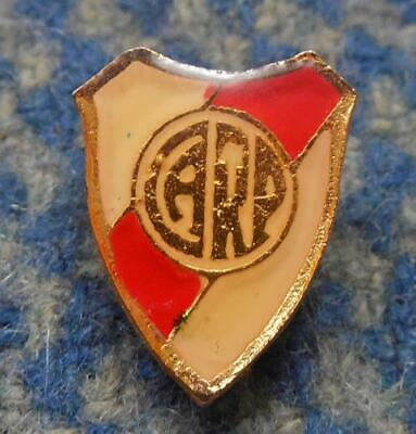 CA RIVER PLATE BUENOS AIRES ARGENTINA FOOTBALL FUSSBALL SOCCER 1990's PIN BADGE