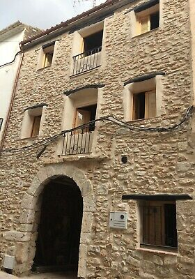 Spanish House in small traditional village totally restored into 3 apartments