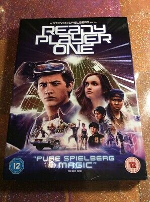 Ready Player One Dvd New