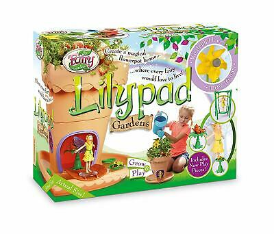 My Fairy Garden Grow Your Own Miniature Magical Lilypad Garden Kit Toy Ideas