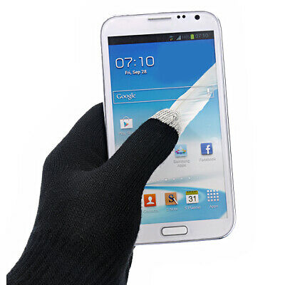 3-finger Touch Screen Gloves waterproof Outdoor Jogging Skiing Hiking Running