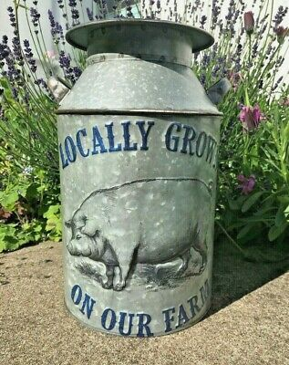Stag Head Toilet Roll Holder Vintage Style Metal Rustic Shabby Chic Wall Rack