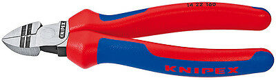 Knipex 14 22 160 Side Cutter & Mains Cable Insulation Stripper 1.5mm 2.5mm NS